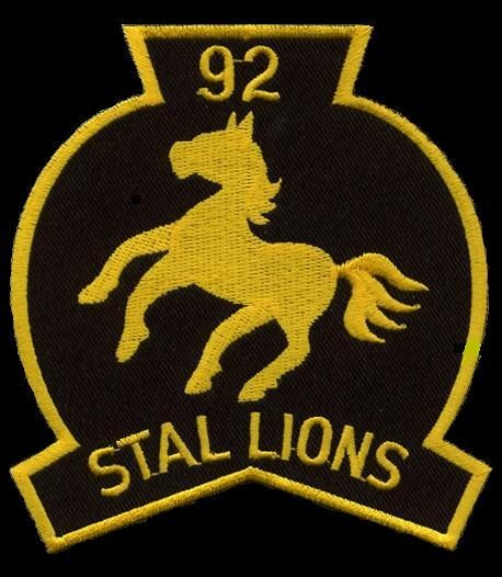 Stallion Patch circa 1970